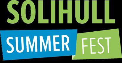Solihull Summer Fest logo