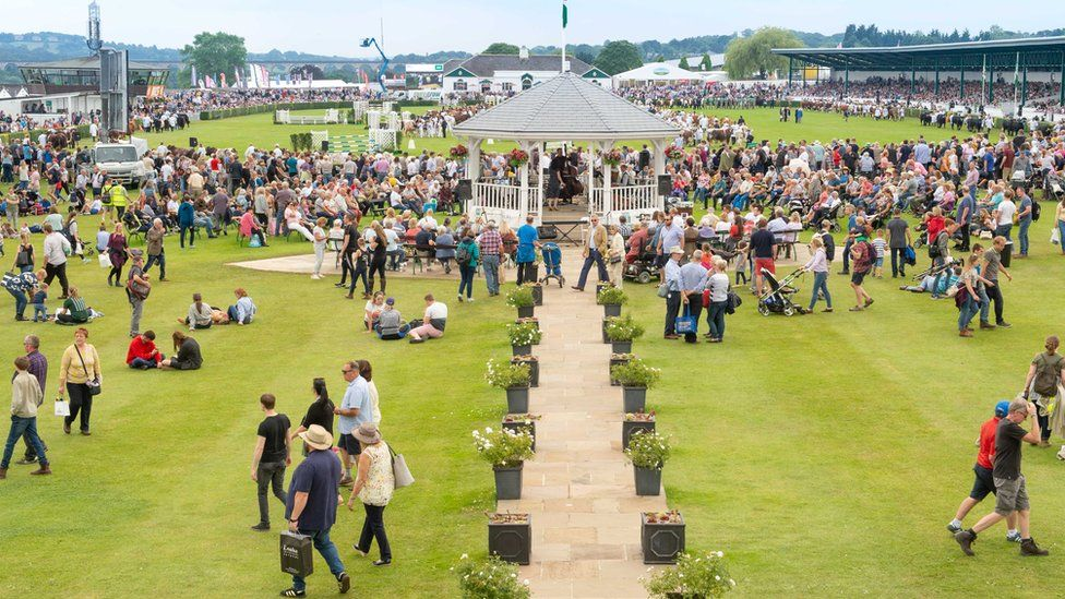 The last Great Yorkshire Show, in 2019, attracted more than 135,000 visitors