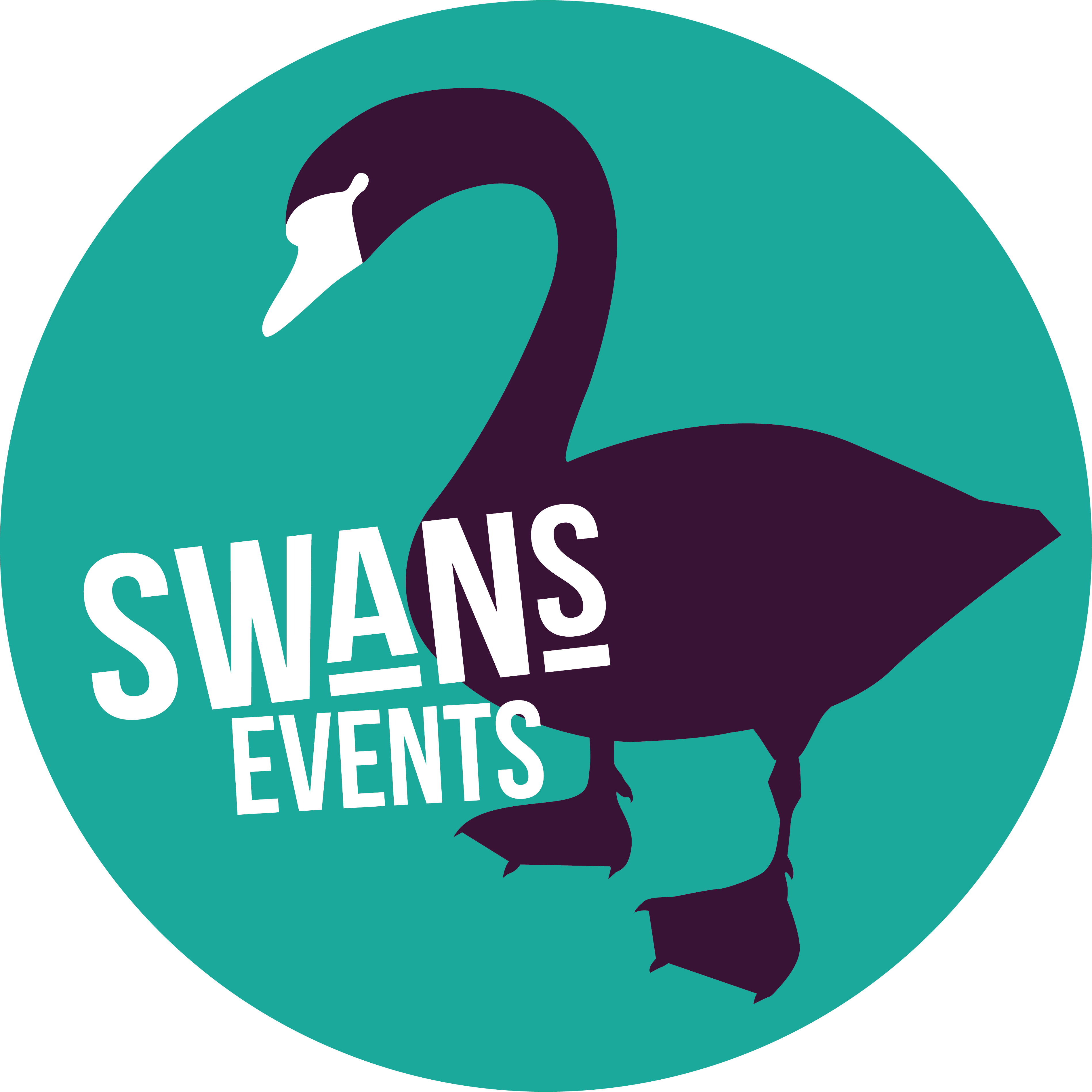 Swans Events logo