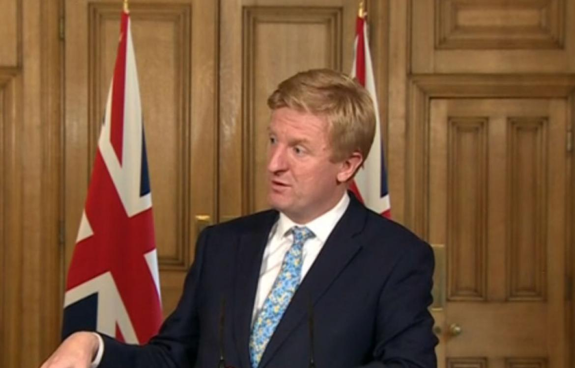 Secretary of state for Culture, Media and Sport, Oliver Dowden MP