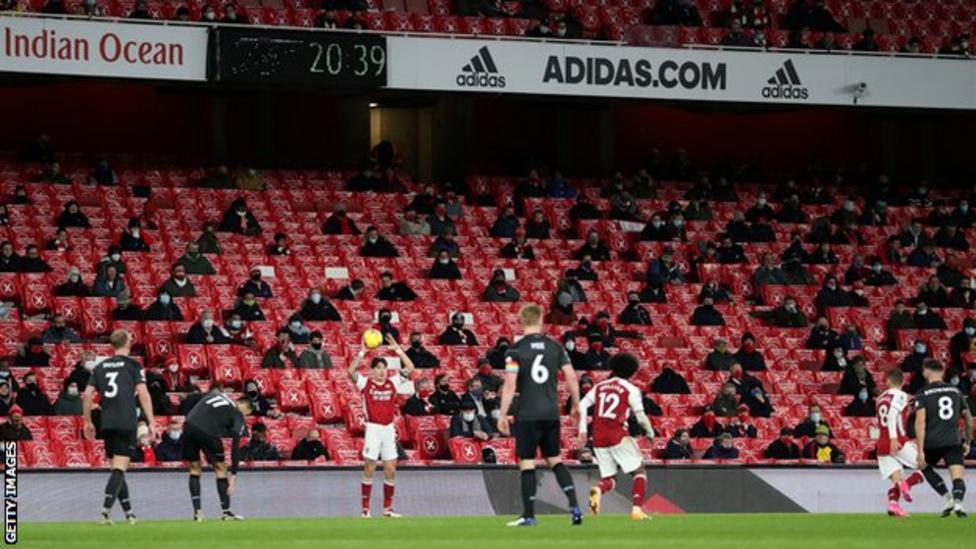Arsenal football game