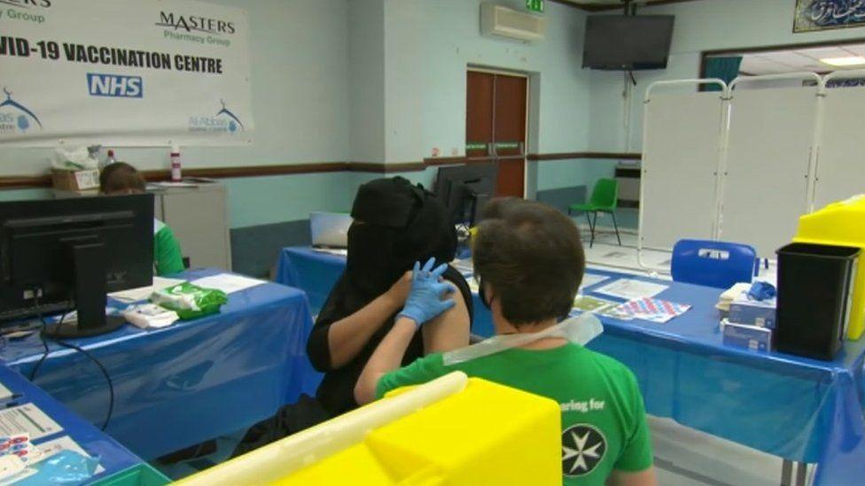 The Al-Abbas Islamic Centre has so far administered 15,000 vaccines in the Balsall Heath area