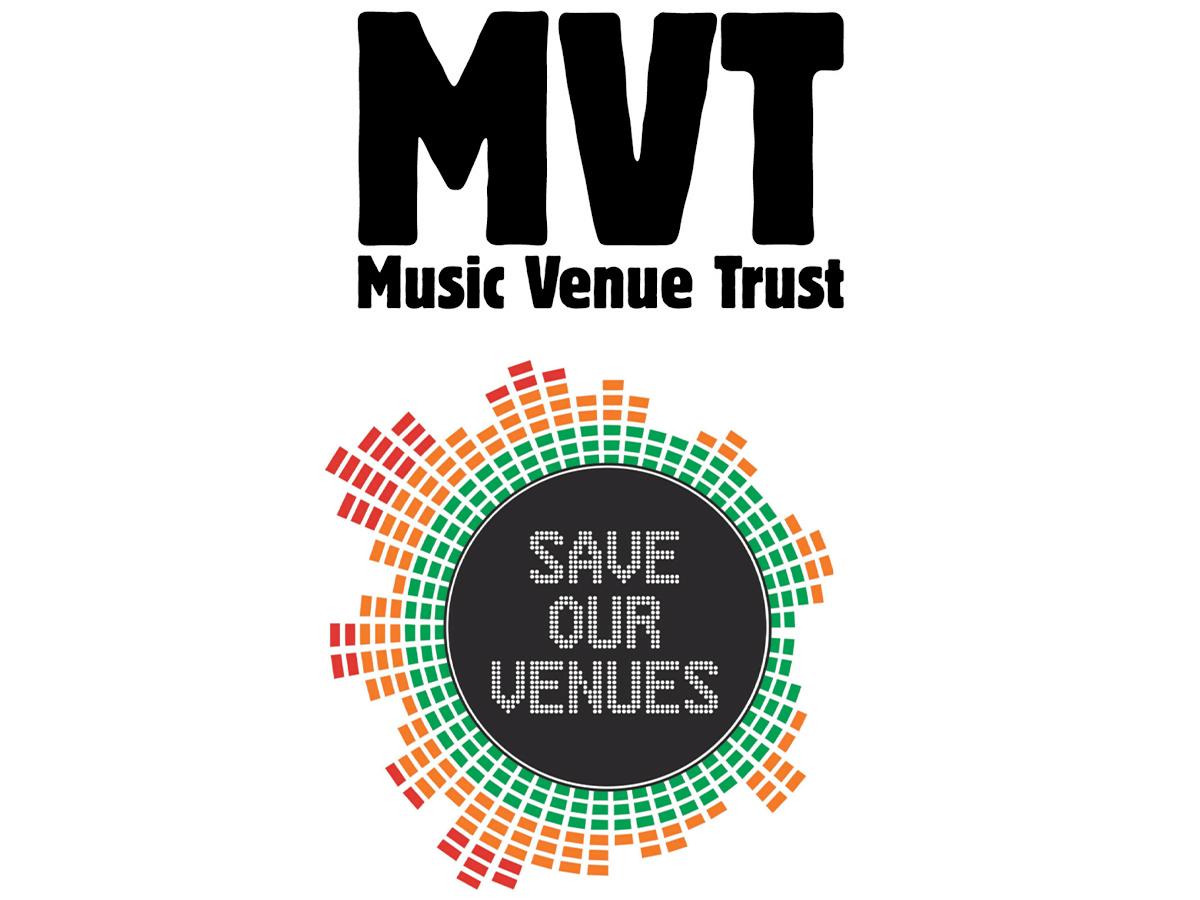 MVT Save our Venues logo