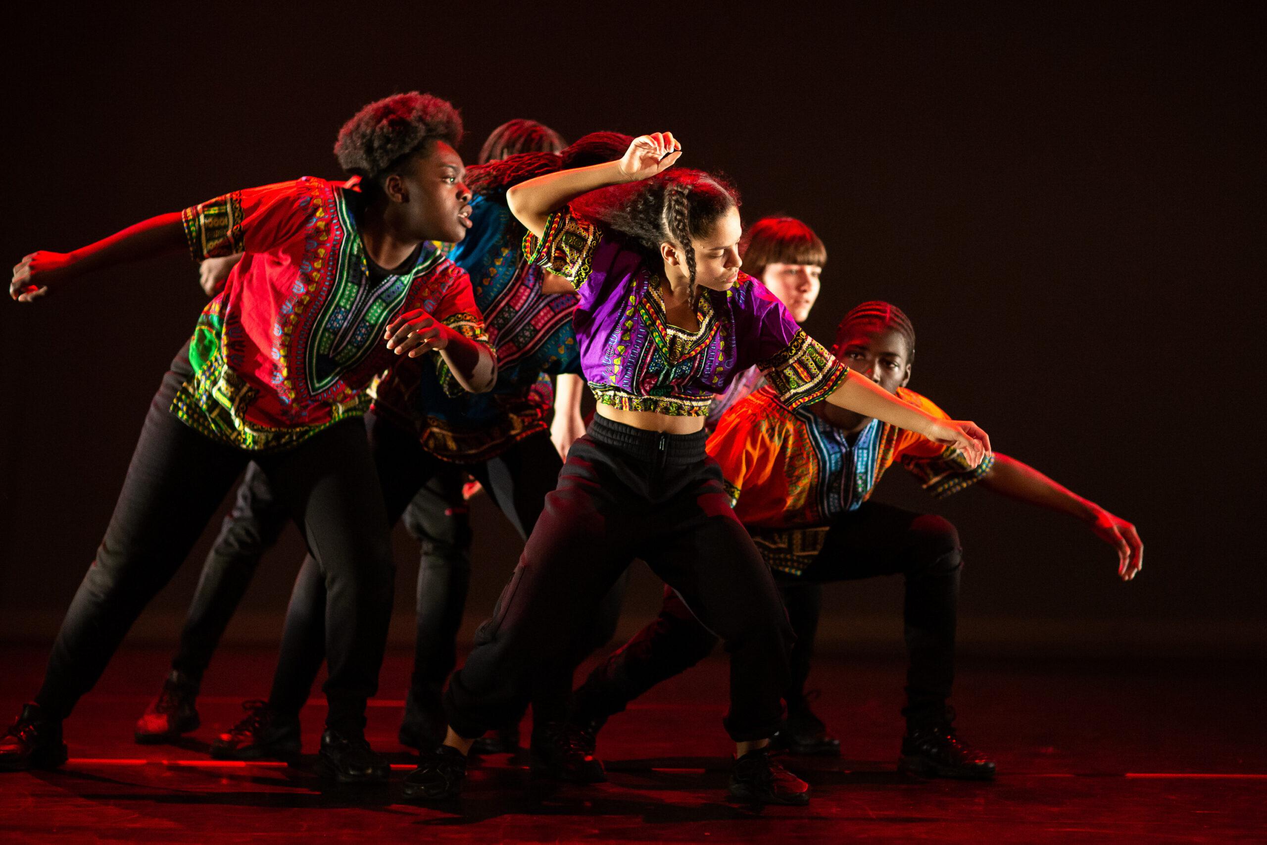 East London youth dance company