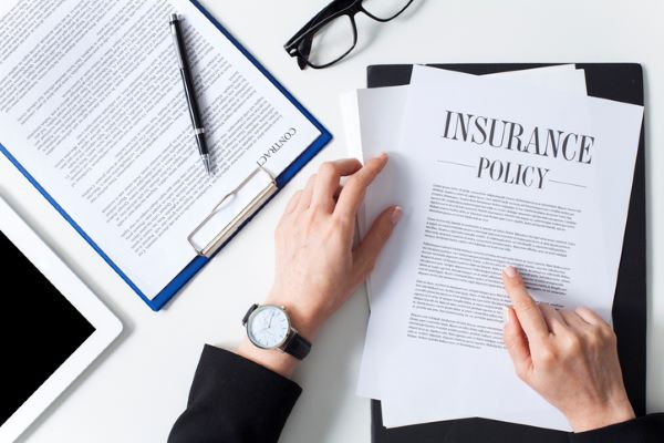 Generic insurance policy document