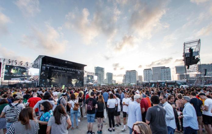 Primavera Sound Festival in Barcelona, Spain. CREDIT: Xavi Torrent/WireImage