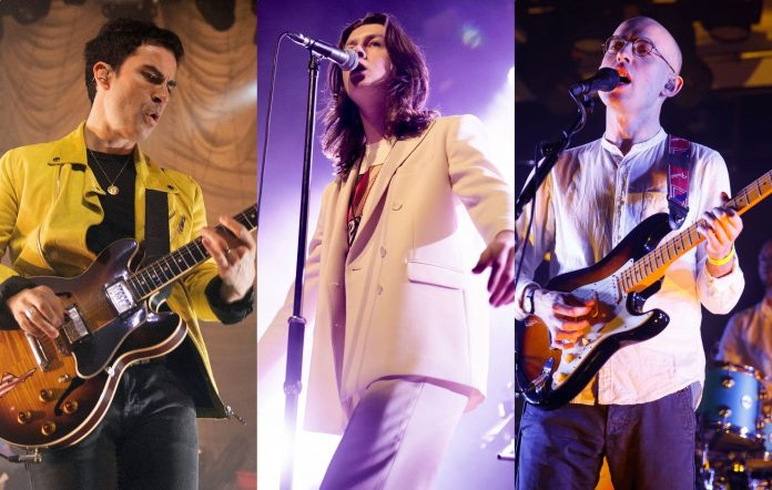 Stereophonics, Blossoms and Bombay Bicycle Club perform live. CREDIT: Getty