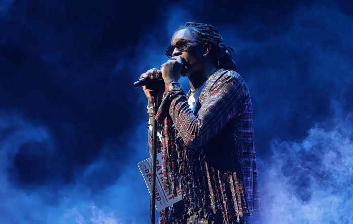 Young Thug performs live in 2018. CREDIT: John Parra/Getty Images for Live Nation