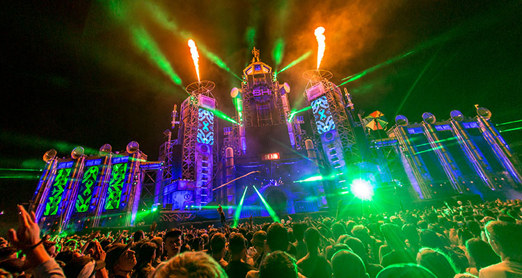 Boomtown Festival 2019