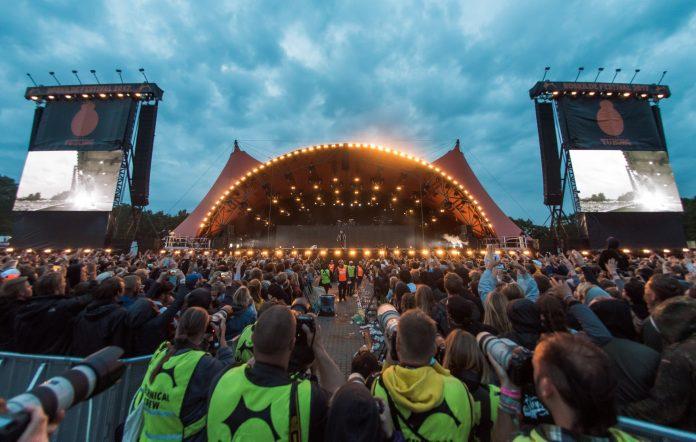 Roskilde Festival. CREDIT: Getty