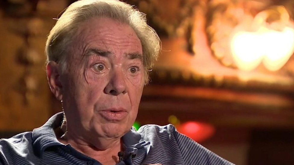 Andrew Lloyd Webber says theatres are at breaking point