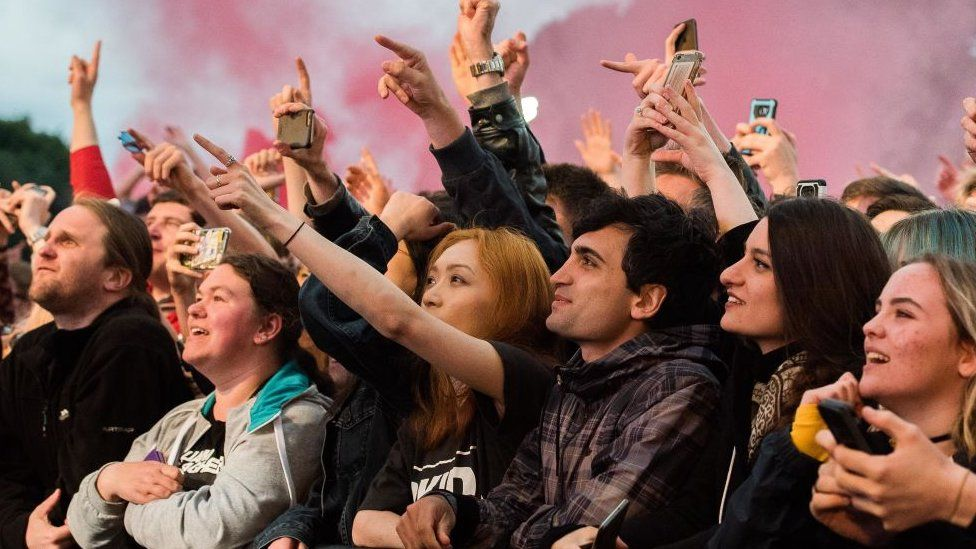 The Belsonic festival previously hosted thousands of people at Ormeau Park in Belfast