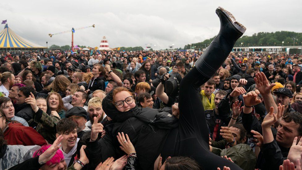 Download Festival was run as a limited-capacity pilot event last weekend