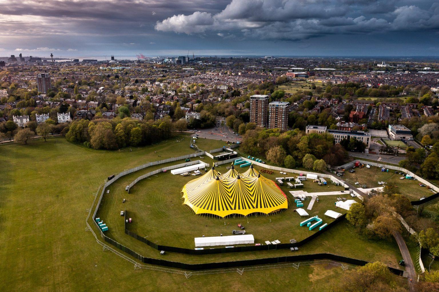 Big Top at Sefton Park