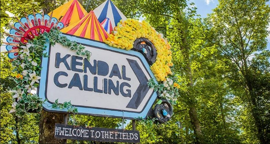 Kendall Calling sign