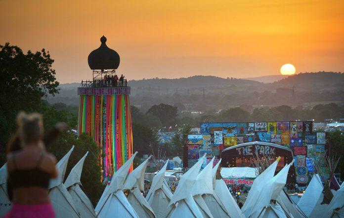 Glastonbury Festival. CREDIT: Getty Images