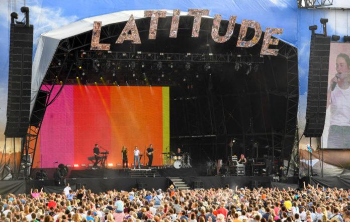 Latitude Festival 2019. CREDIT: Dave J Hogan/Getty Images.
