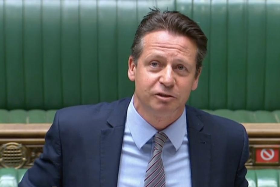 Parliamentary under-secretary of state for Digital, Culture, Media and Sport (DCMS) Nigel Huddleston
