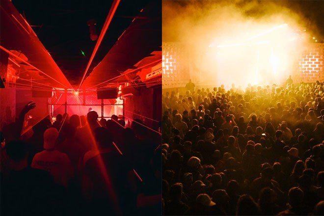 Club laser lights