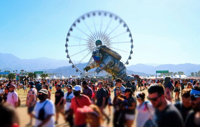 Coachella 2019. Credit: Frazer Harrison/Getty Images.