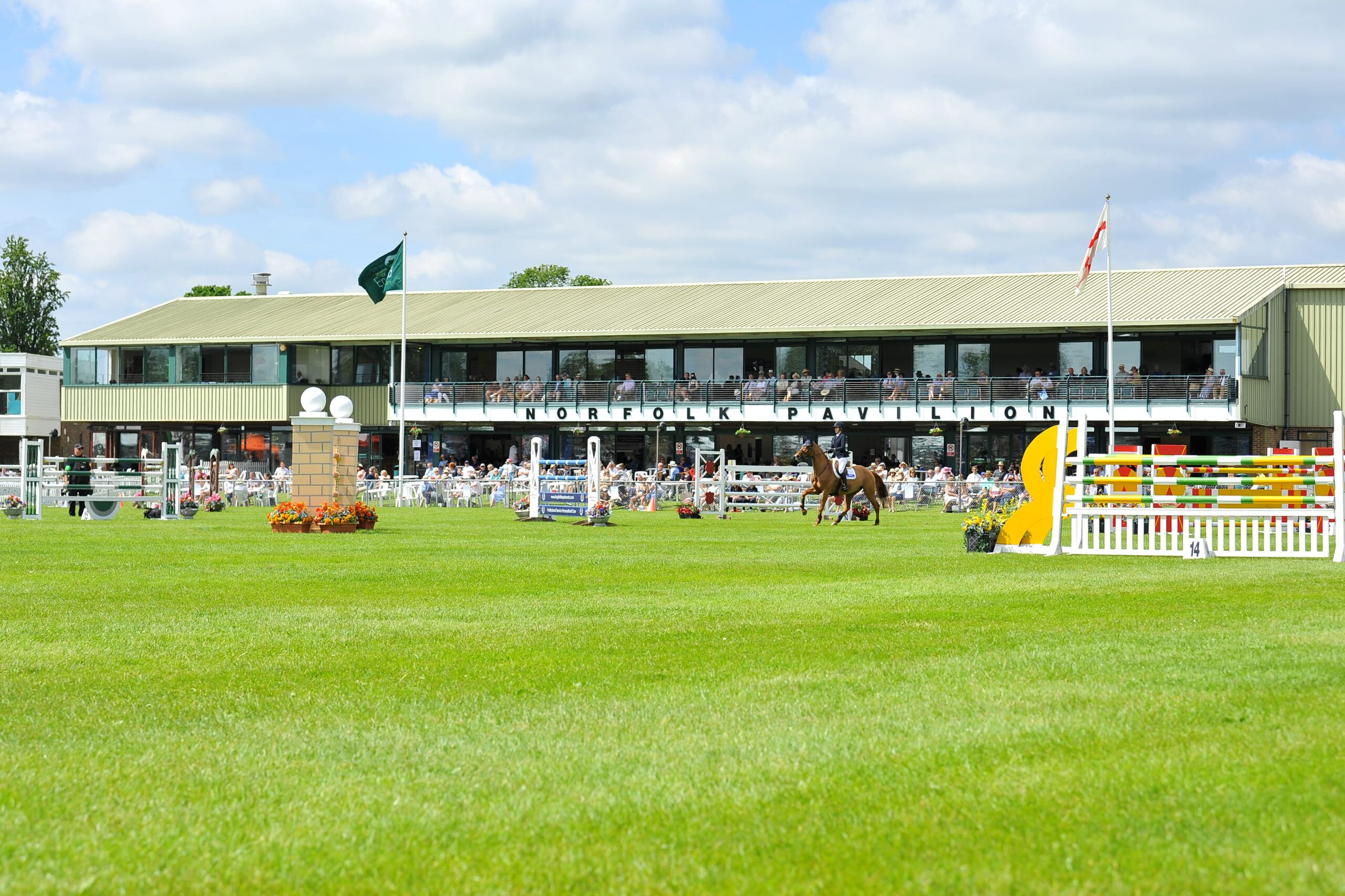 Norfolk Pavilion