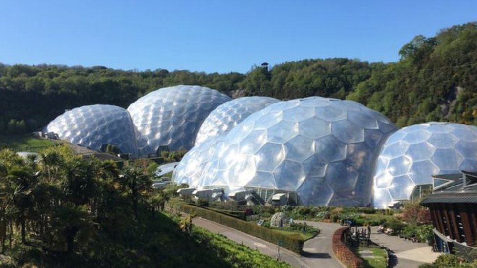The Eden Project has hosted the Royal Family, G7 leaders and six live concerts in recent months