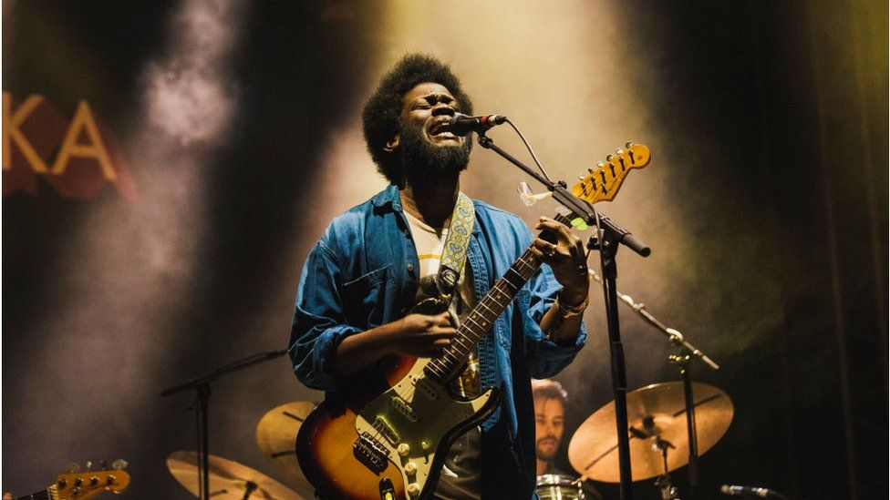 Grammy nominee Michael Kiwanuka has already been confirmed to be perfoming in 2022