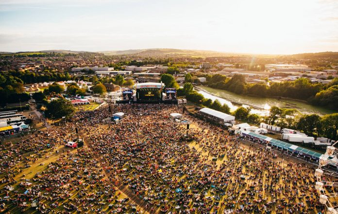 Isle Of Wight Festival 2021. Credit: Dylan Roberts.