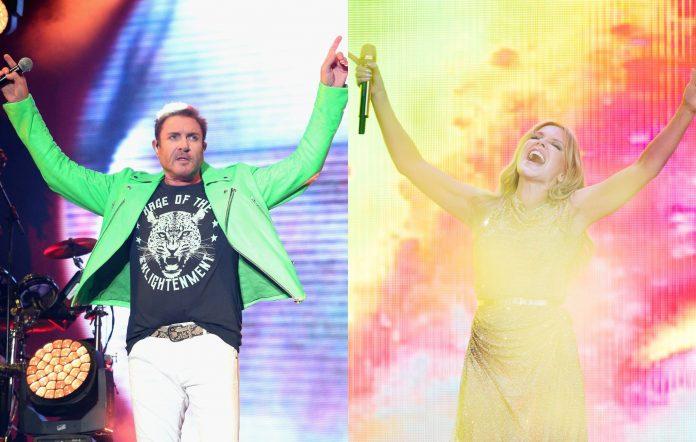 Duran Duran / Kylie Minogue (Picture: Getty)